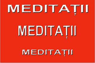 Meditații