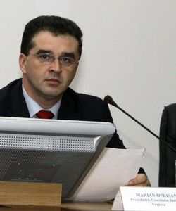 Marian Oprişan conduce UNCJR din anul 2013