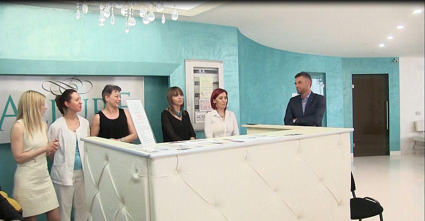 Video Tratamente Revoluţionare La Un Salon Din Focşani