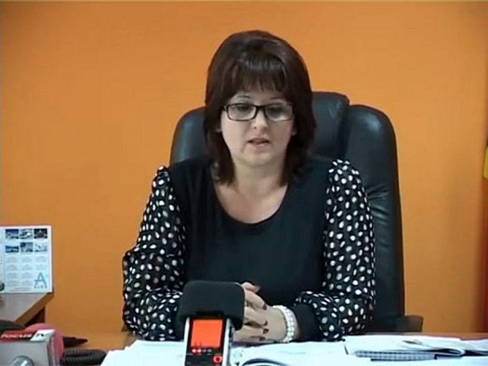 Dorina Stefan director executiv APIA Vrancea