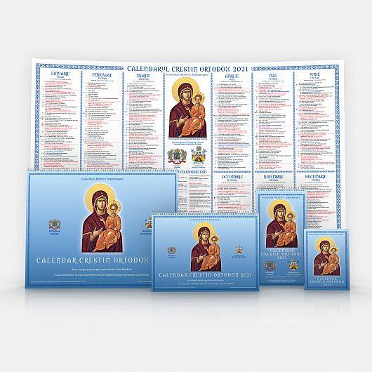 Calendar Crestin Ortodox 2022.A Apărut Calendarul Creștin Ortodox Pentru Anul 2021 In Arhiepiscopia Buzăului și Vrancei