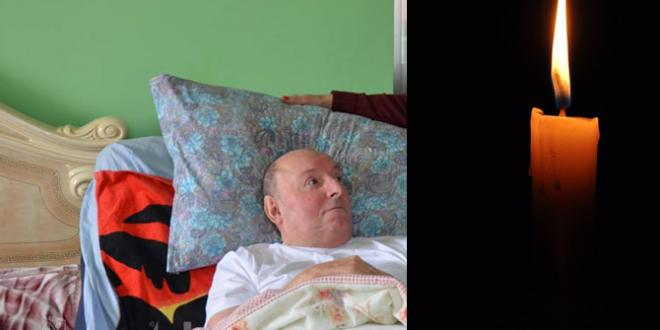Carlo, italianul emigrat lângă Odobești,a decedat-fotografie preluată de pe site-ul emigrantul.it