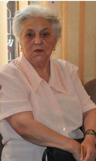 Profesoara MARIABĂNESCU