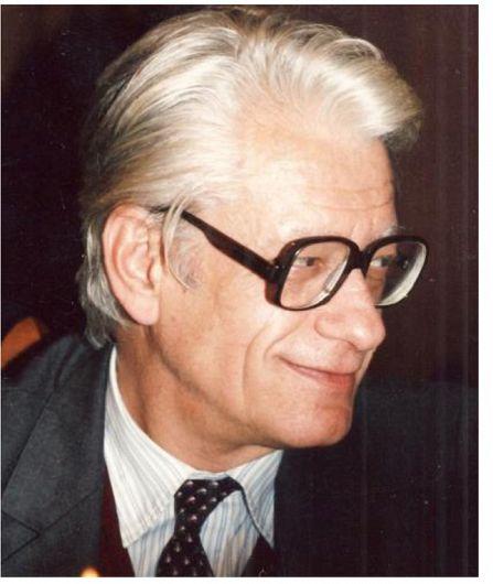 Academicianul Virgil -Gheorghe Cândea