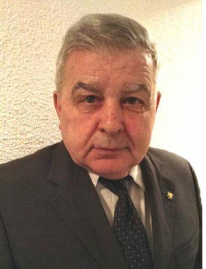 Profesorul universitar Corneliu Albu a realizat prezentarea academicianului Aurel Iancu în