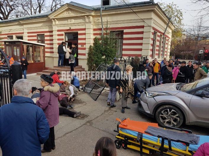 Fotografie preluată de pe site-ul reporterbuzoian.ro