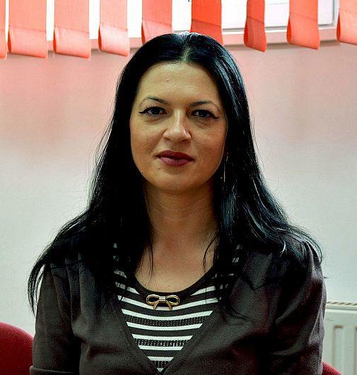 Daniela Nicolaș, directoarea DirecţieiGeneralede Asistenţă Socială şi Protecţia Copilului (DGASPC)Vrancea
