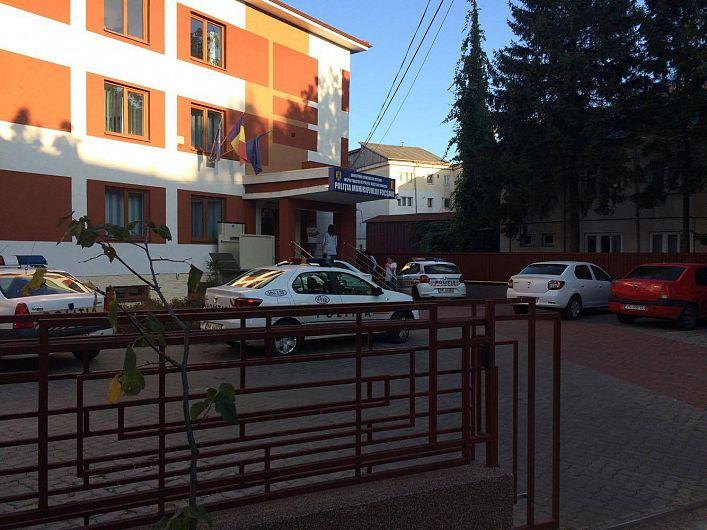 Sediul poliției municipiului Focșani