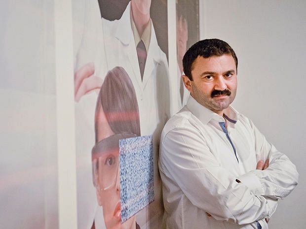 Omul de afaceri vrâncean Daniel Guzu-Foto:businessmagazin.ro