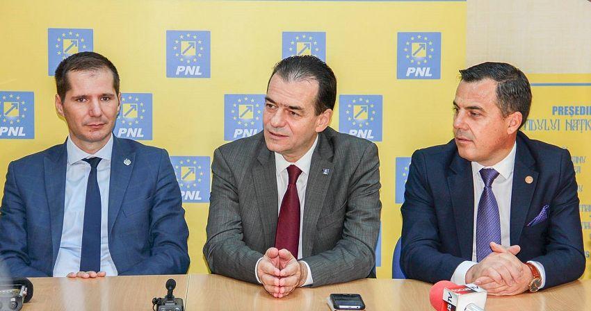 În cadrul conferinței de presă susținută duminică, 6 octombrie, la PNL Vrancea de către președintele PNL, Ludovic Orban, acesta a afirmat că activitatea legislativă a parlamentarilor vrânceni, Cătălin Toma și Ion Ștefan, este printre cele mai prolifice