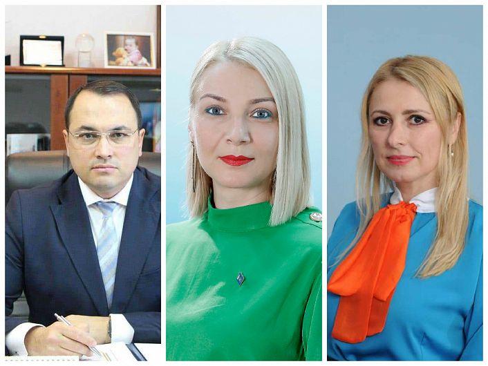 """În prima lor zi de muncă în noile posturi de viceprimărițe, primarul Misăilă le-a prigătit Anei Maria Dimitriu și Alexandrei Tătaru surpriza: """"birou la beciul cu murături""""!"""