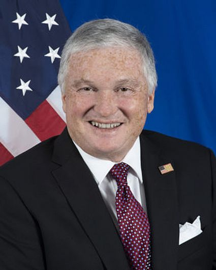 Ambasadorul SUA în România, Adrian Zuckerman vine astăzi, vineri 25 septembrie 2020, în vizită la Focșani