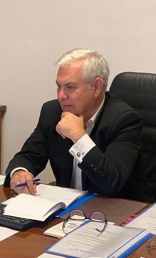Angel Tîlvăr- Senator PSD Vrancea- Președinte al Comisiei pentru Dimensiunea Civilă a Securității a Adunării Parlamentare a NATO