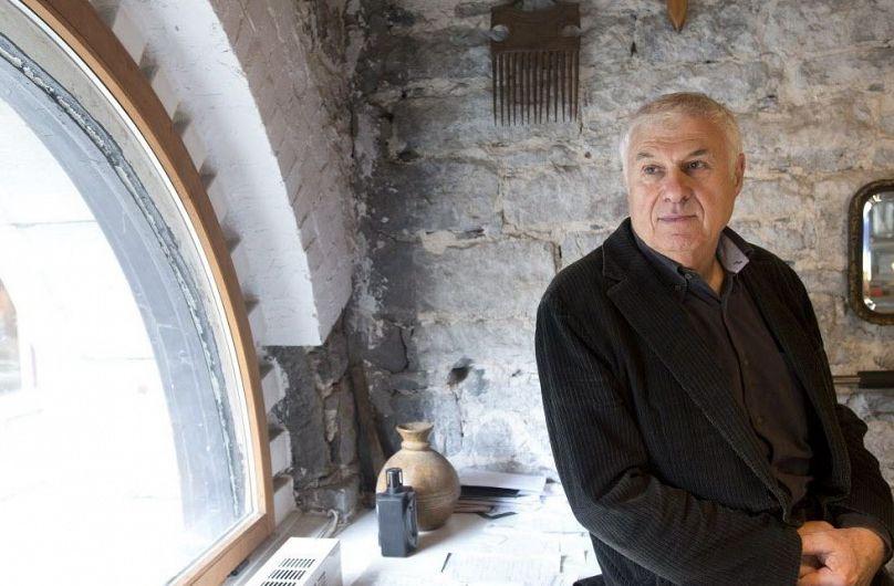 Dan Hanganu, arhitectul de origine română care a dat strălucire orașului Montreal. Foto Credit: Graham Hughes/THE Gazette