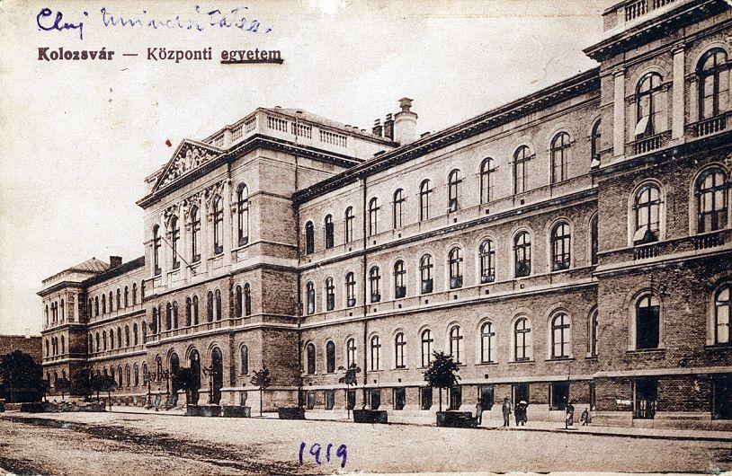Astazi despre Înființarea Universităţii Regele Ferdinand I