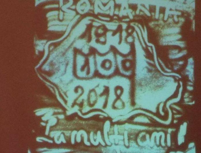Desen in nisip cu Rebega Rica.