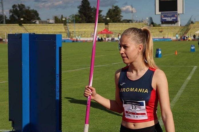 Începând cu anul școlar 2019/2020, atleta originară din Adjud, AlisiaParuba, una din speranțele atletismului românesc, s-a transferat laSCM Bacău. Foto:desteptarea.ro
