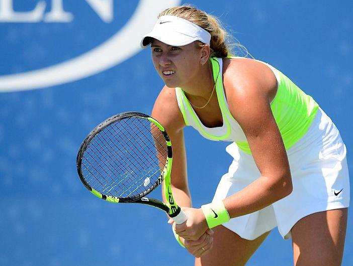 La 18 ani, Anastasia Potapova a obținut prima victorie din carieră în fața unei jucătoare de Top 10