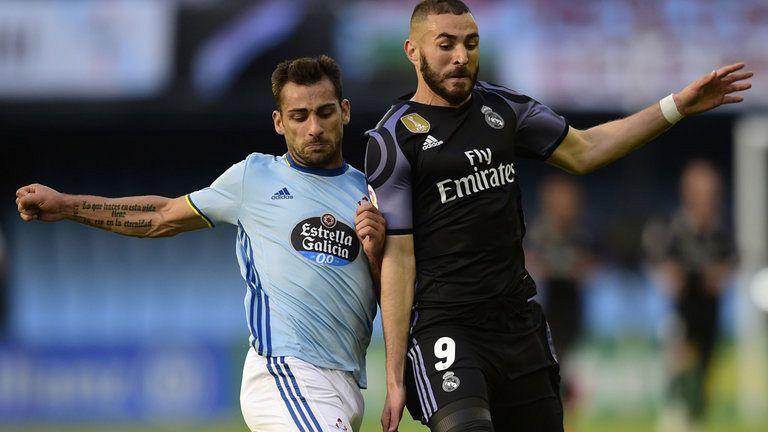 Karim Benzema (dreapta) a fost din nou determinant pentru Real