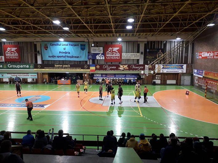 Fotografie preluată de pe contul de facebook Sportuldevrancea Focsani