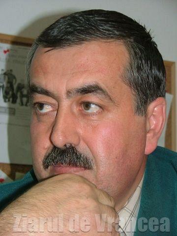Scriitorul vrâncean Gheorghe Mocanu