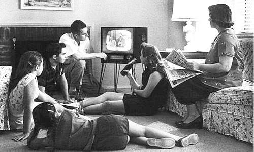 La 21 august, în urmă cu exact 62 de ani, avea loc prima emisie experimentală de televiziune din România (sursa foto:www.nistea.ro )