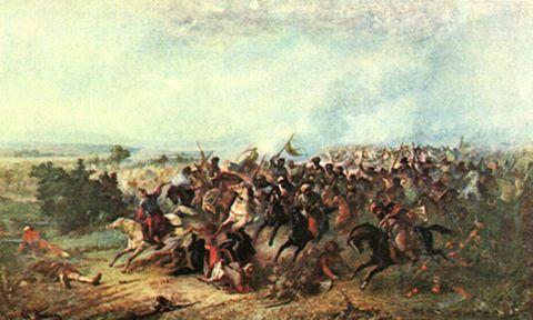 1595: Bătălia de la Călugăreni (13-23 august). Mihai Viteazul a înfrânt oastea otomană condusă de marele vizir Sinan Pașa.