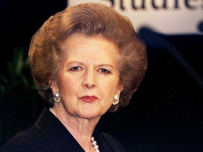 Margaret Thatcher este una dintre cele mai controversate figuri politice, fiind prima femeie prim-ministru din întreaga istorie a Europei.