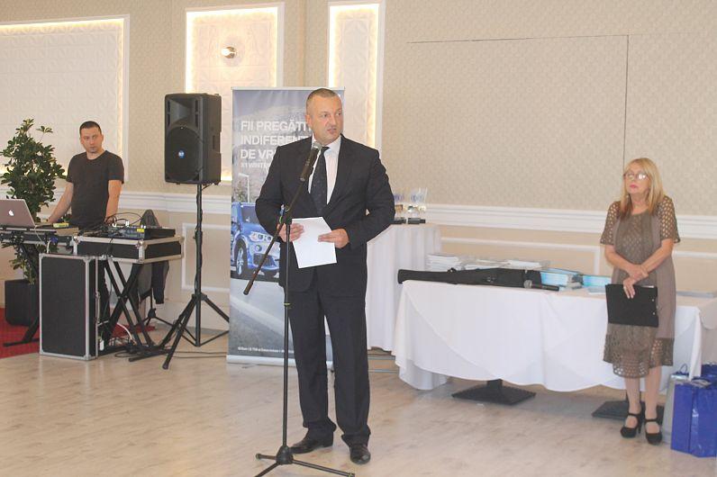 """Sorin Vornic a spus că """"se evidențiază clar o revenire  a economiei vrâncene"""""""