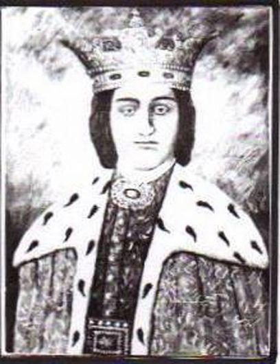 Voievodul Vlad Vintilă (1532-1535). Vintileasca poartă numele voievodului Vlad Vintilă de la Slatina. Conform unui document emis de domnitorul Radu de la Afumați în anul 1526, se atestă că jupanul Vintilă deținea dregătoria de portar și era proprietar a mai multor sate și munți din această zonă. Foto:contul de facebook Pantelimon Sorin