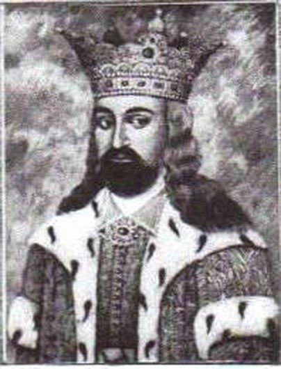 Voievodul Mihnea Turcitul (1577-1583).Foto:contul de facebook Pantelimon Sorin