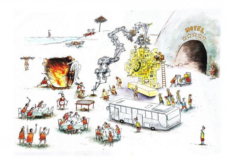 Caricatura zilei de Constantin Pavel-20 aprilie 2020