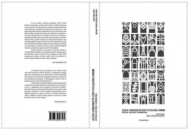 Coperta cărții