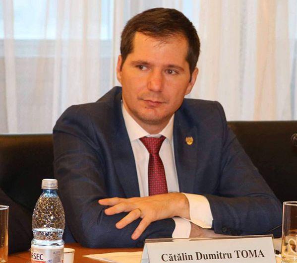 FOTO: Senatorul Toma a tras un semnal de alarmă cu privire la poziția Ministerului Sănătății față de situația de la Spitalul Județean din Focșani