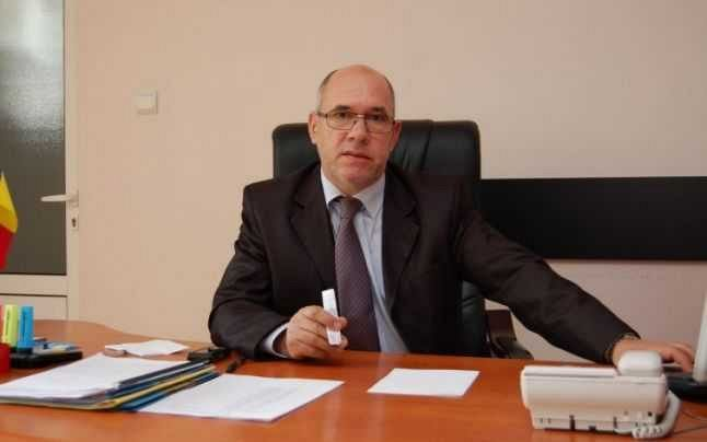 comisarul șef al Comisariatului Judetean Vrancea al GN de Mediu, Aurel Cristian.Foto adevarul.ro