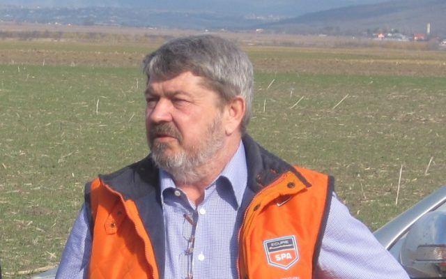 Dorinel Umbrărescu,  cel mai puternic constructor român al momentului, s-a născut pe 9 noiembrie 1961 în localitatea Tănăsoaia din județul Vrancea.Foto:g4media.ro