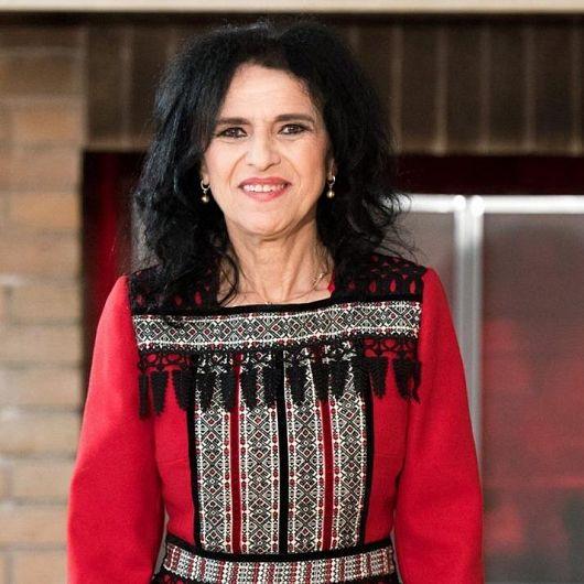Elise Stan - Preşedintele juriului Concursului Naţional de Interpretare a Cântecului Tradiţional Cântece de Viţă Veche, 05.10.2019, ediţia a X-a – Sala Balada din Focşani