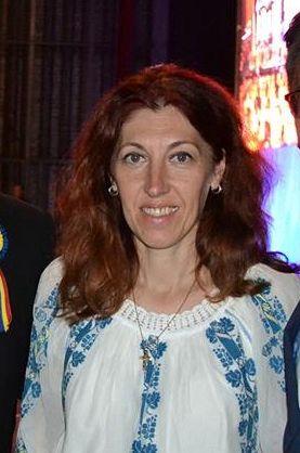 Ileana Vieru - Membru al juriului, Concursului Naţional de Interpretare a Cântecului Tradiţional Cântece de Viţă Veche, 05.10.2019, ediţia a X-a – Sala Balada din Focşani