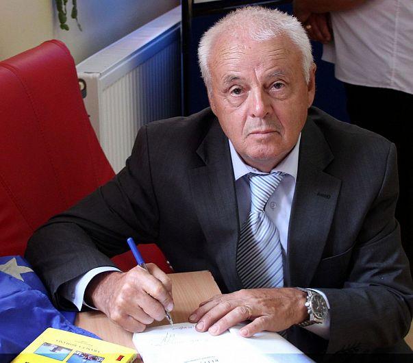 Profesorul Vasile Lefter