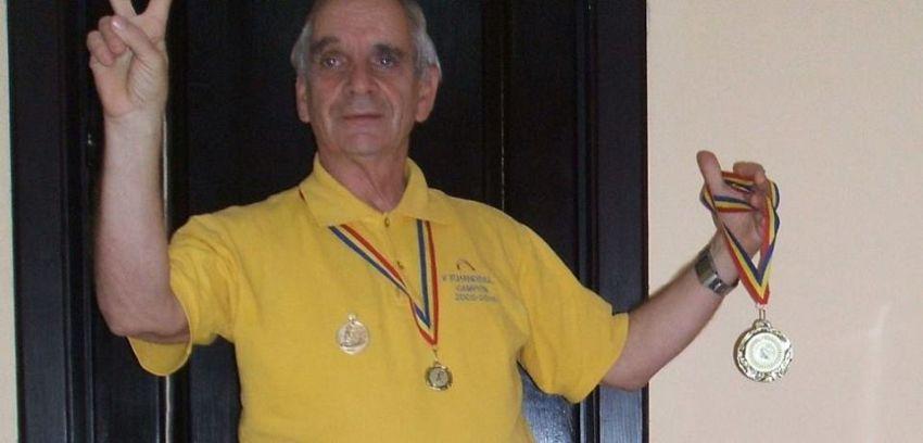Orofesorul Radu Gorgescu -Fotografie preluată de pe contul de facebook  Prosport Focsani