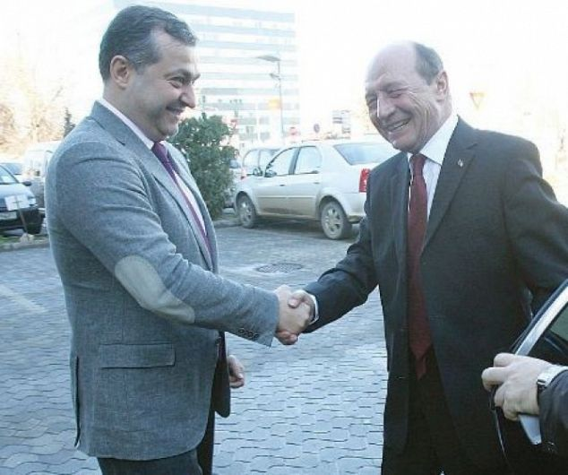 Andronic l-a consiliat pe Băsescu