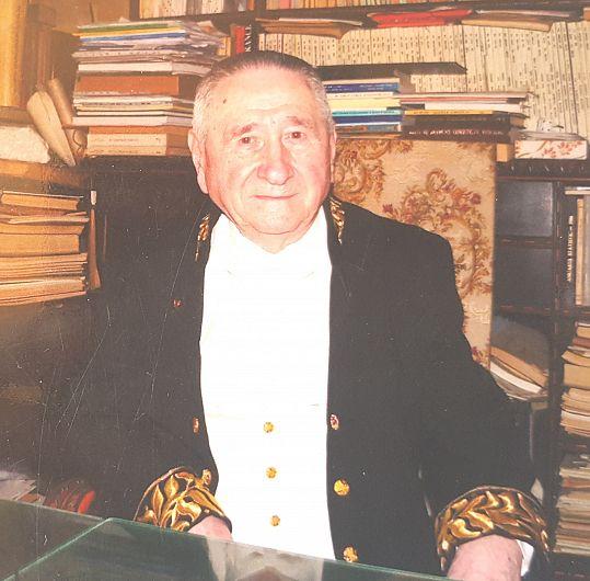 Inginerul constructor Panaite C. Mazilu