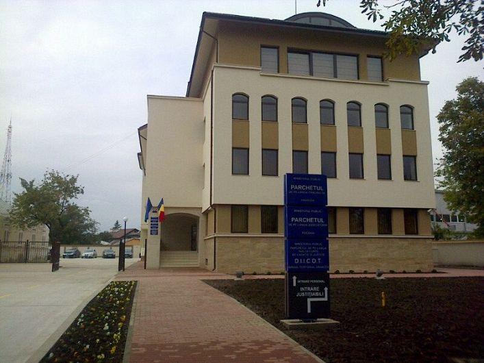 Sediul Parchetului de pe lângă Tribunalul Vrancea