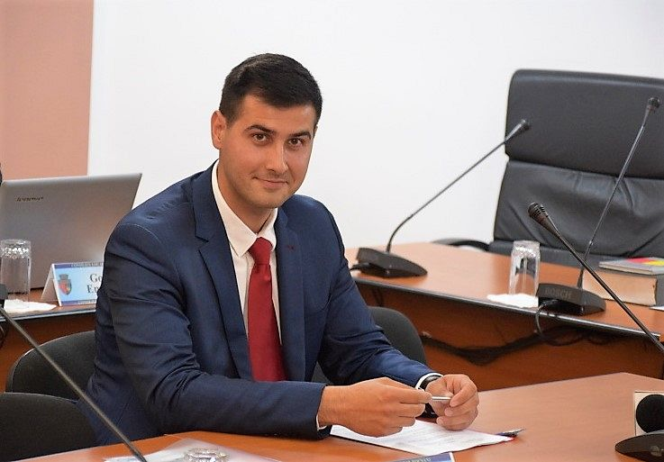 Alexandru Nistoroiu este noul consilier local PSD