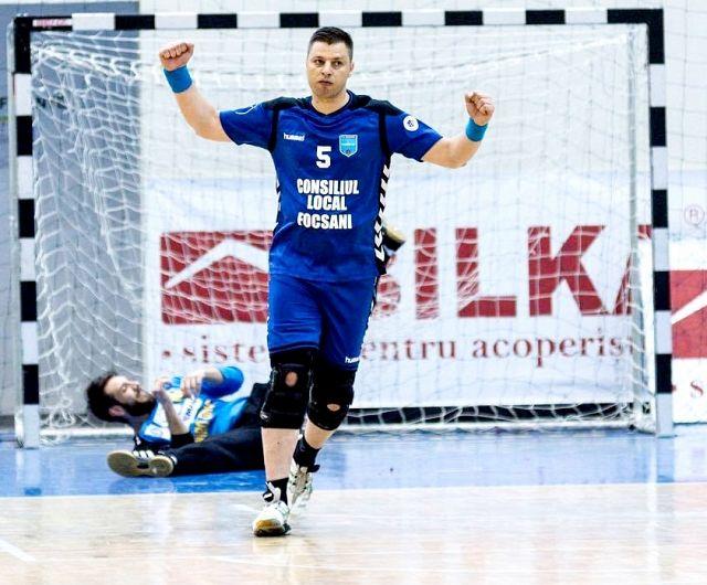 Foto: Petrică Vasilache continuă să se prezinte la antrenamentele echipei