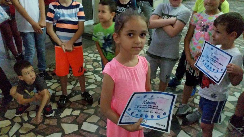 Festivitate  Premiere 2 la Cupa Vrancei la șah blitz pentru copii și juniori grupa open -26.06.2018