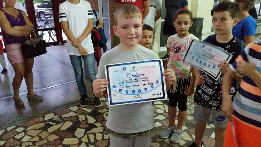 Festivitate Premiere 4 la Cupa Vrancei la șah blitz pentru copii și juniori grupa open -26.06.2018