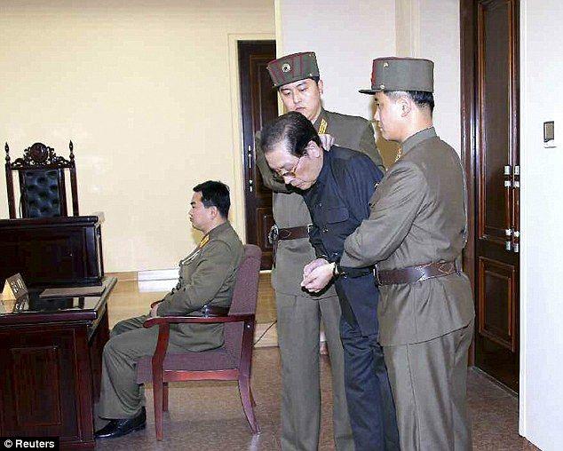 Jang Song Thaek ar fi fost executat cu tunul