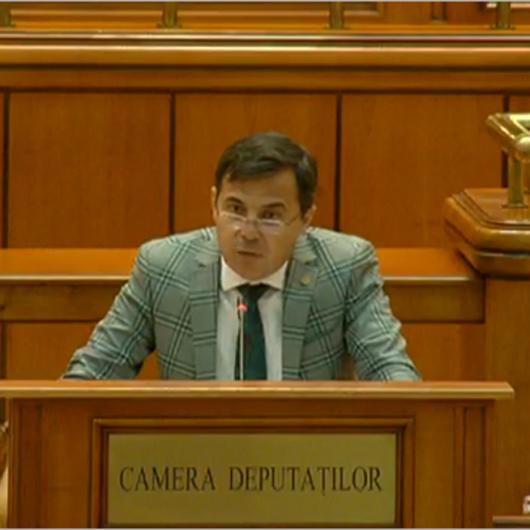 Deputatul PNL de Vrancea, Ion Ștefan, inițiatorul unor proiecte legislative cu impact major pentru Vrancea:Gaze la sate, prime pentru fermieri, venituri mai mari pentru angajații din mediul privat