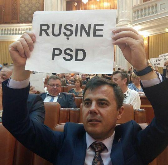 Șeful CJ Vrancea nu susține racordarea de gaze, invidios că propunerea legislativă a venit de la liberalul Ion Ștefan